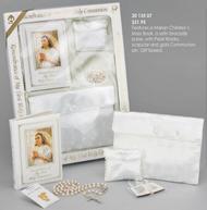 First Communion Set (White)