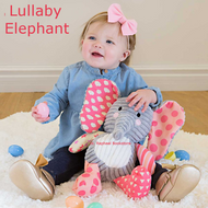 Pink Lullaby Elephant