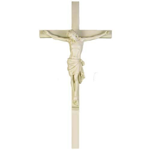 "Corpus with Cross 32""H - Fiberglass"