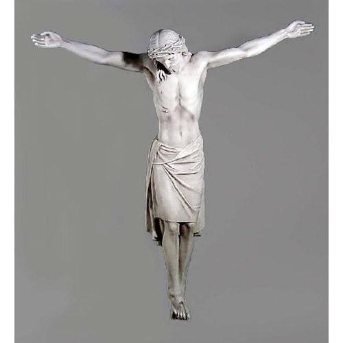 "Corpus of Christ - 72"" H (fiberglass)"