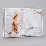 Baby's Christening Bonnet