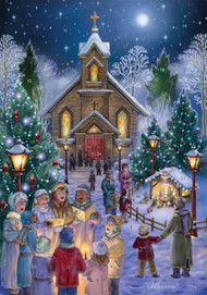 MIDNIGHT MASS ADVENT CALENDAR