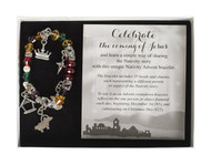 NATIVITY ADVENT BRACELET