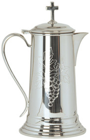 Pewter Communion Flagon K310