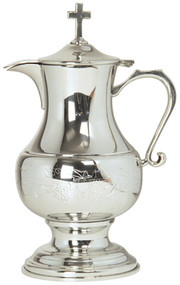 Pewter Communion Flagon K367