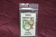 Mother Angelica Eucharist Pin