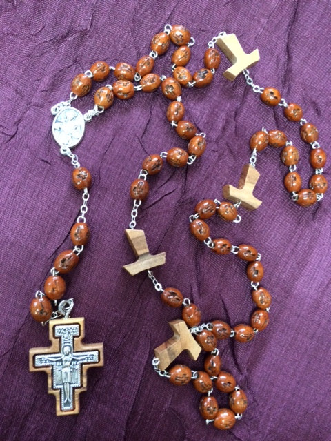 Mother Angelica Rosary