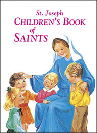 ST. JOSEPH CHILDREN'S BOOK OF SAINTS