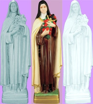 ST. THERESA OUTDOOR STATUE 24""