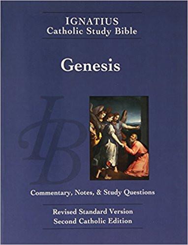 The Book of Genesis by Scott Hahn & Curtis Mitch - EBOOK