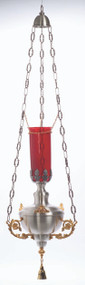 Hanging Sanctuary Lamp K663
