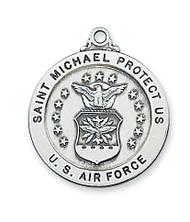 ST. MICHAEL AIR FORCE MEDAL L650AF