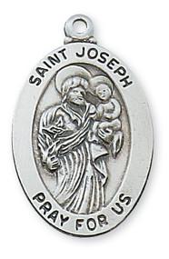 ST. JOSEPH MEDAL L461JS