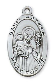 ST. JOSEPH MEDAL L550JS