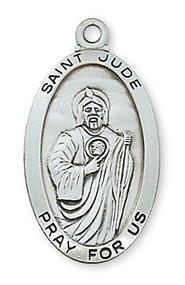 ST. JUDE MEDAL L550JU