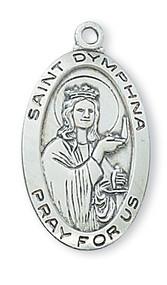 ST. DYMPHNA MEDAL L500DY