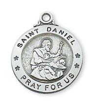 ST. DANIEL MEDAL L600DL