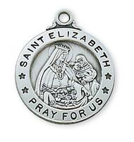 ST. ELIZABETH MEDAL L600EZ