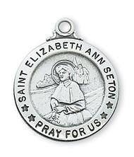 ST. ELIZABETH ANN SETON MEDAL L600EAS