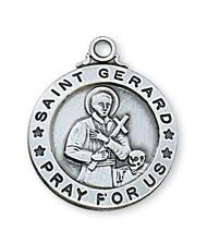 ST. GERALD MEDAL L600