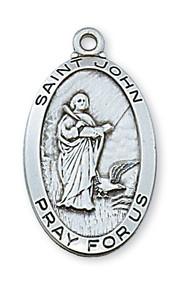 ST. JOHN MEDAL L550JN