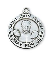 ST. JOHN BOSCO MEDAL L600JBC
