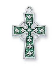 CELTIC CROSS L9066