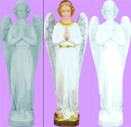 STANDING ANGEL OUTDOOR STATUE 24""