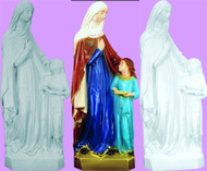 ST. ANNE OUTDOOR STATUE 24""