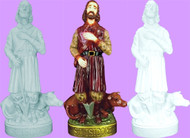 ST. ISIDORE OUTDOOR STATUE 24""