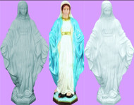 OUR LADY OF GRACE OUTDOOR STATUE 32""