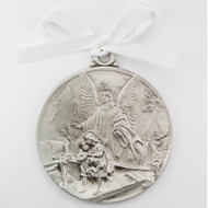 GUARDIAN ANGEL CRIB MEDAL PW12-GA