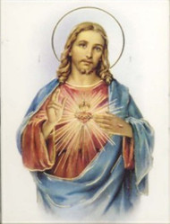 Sacred Heart of Jesus poster size print