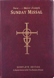 ST. JOSEPH SUNDAY MISSAL