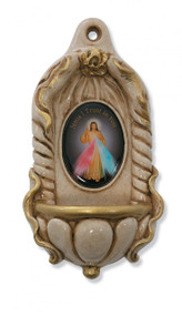 DIVINE MERCY WATER FONT