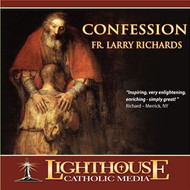 Confession CD by Fr. Larry Richards--LIMITED QUANTITY