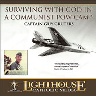 Surviving With God In a Communist POW Camp CD by Capt. Guy Gruters--LIMITED QUANTITY