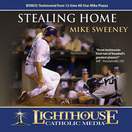 Stealing Home CD by Mike Sweeney--LIMITED QUANTITY