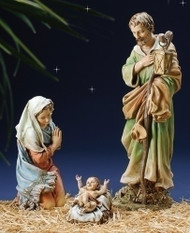 Holy Family (3 piece)