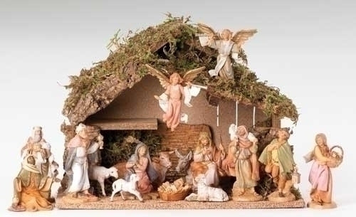Fontanini Nativity (16 piece set)