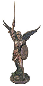 Archangel Michael Without Devil
