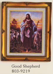 Good Shepherd Framed Picture