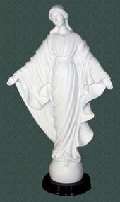 Our Lady of Smiles Statue