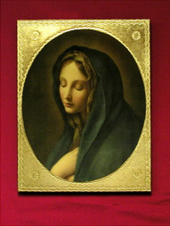 Our Lady of the Sorrows Wall Plaque