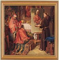 Cardinal's Portrait (Rosenthall)