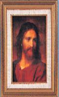 Christ at 33 Framed Print 358-3407