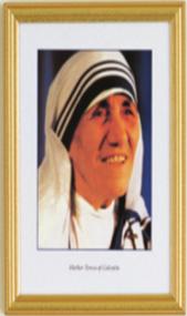 Mother Teresa Framed Print