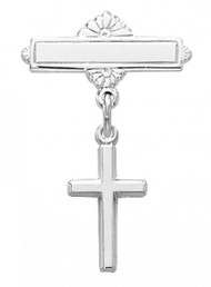 BABY CROSS PIN 435L
