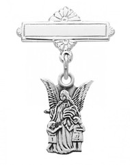 BABY GUARDIAN ANGEL PIN 467L