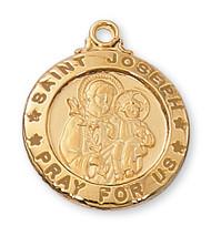 ST. JOSEPH MEDAL  J600JS